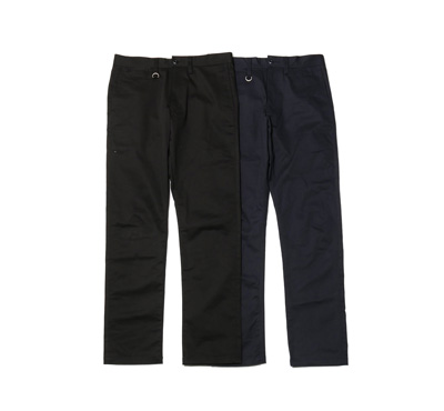 VENTILE® Stretch Chino Cloth Trousers
