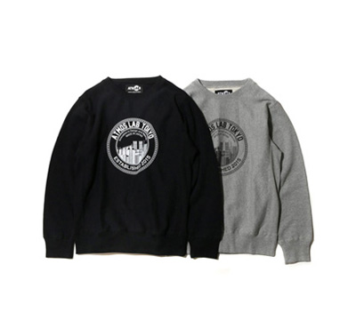 EMBLEM Crew-Neck Sweat