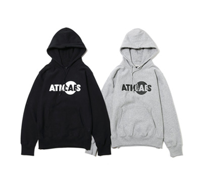 ATMOS LAB Logo Pullover Hoodie
