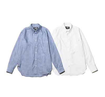 COOLMAX® Oxford BD Shirt