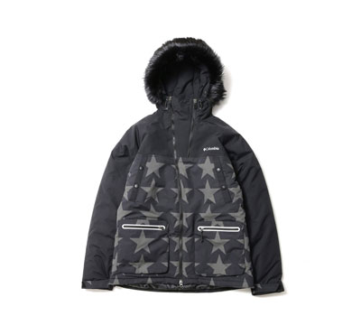 ATMOS LAB x Columbia Ferocious Storm Jacket