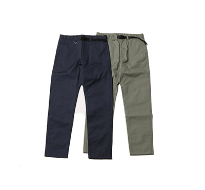 PROBAN FABRIC WEBBING BELT PANTS