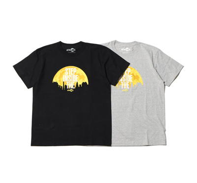INSIDE THE CITY TEE
