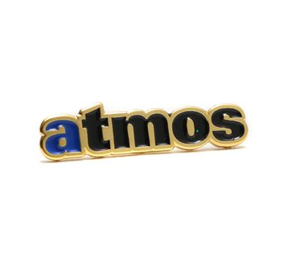 atmos LOGO PINS