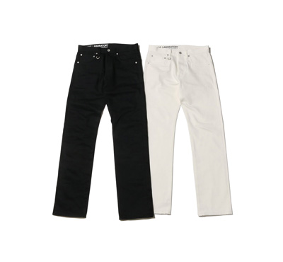 Stretch Selvedge Raw Denim Pant (Tight-Fit)