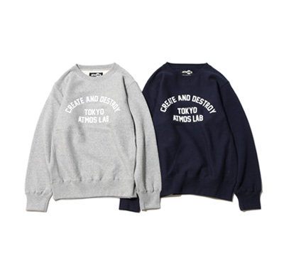 C&D Crew-Neck Sweat