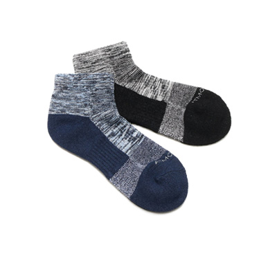 Function Quarter Socks
