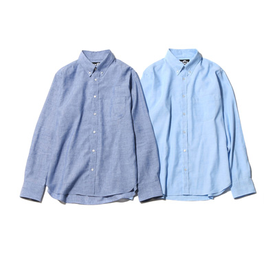 COOLMAX® Linen Chambray Shirt
