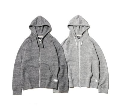 ONE SIZEdom Sleeve Zip Hoodie