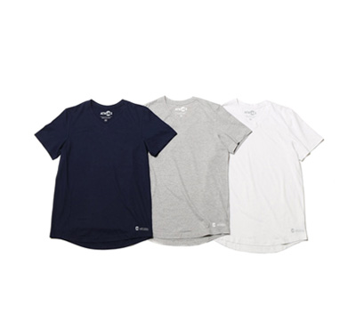 COOLMAX® V-Neck T Shirt