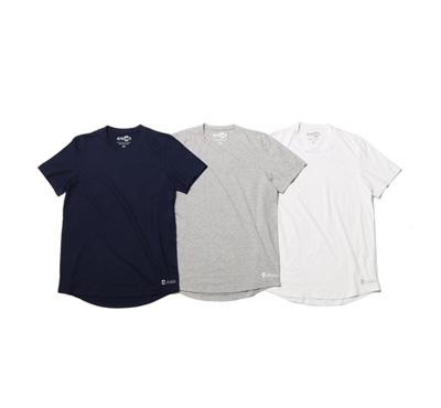 COOLMAX® Crew-Neck T Shirt