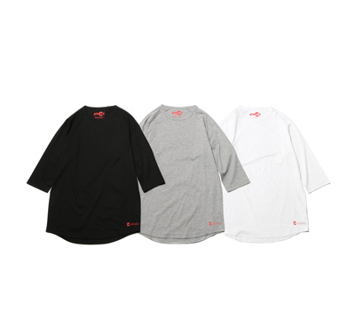 Swiss Cotton Raglan Three Quarter Sleeve