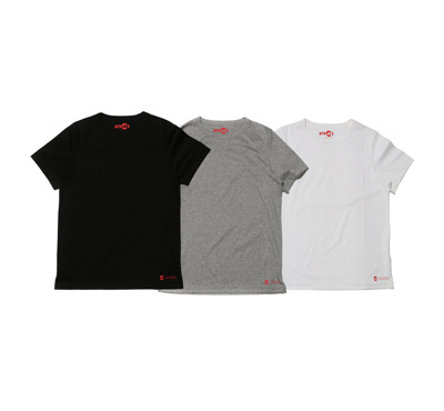 Swiss Cotton Crew-Neck T Shirt