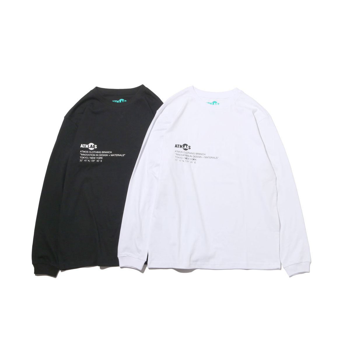 NEW BRANCH LS TEE