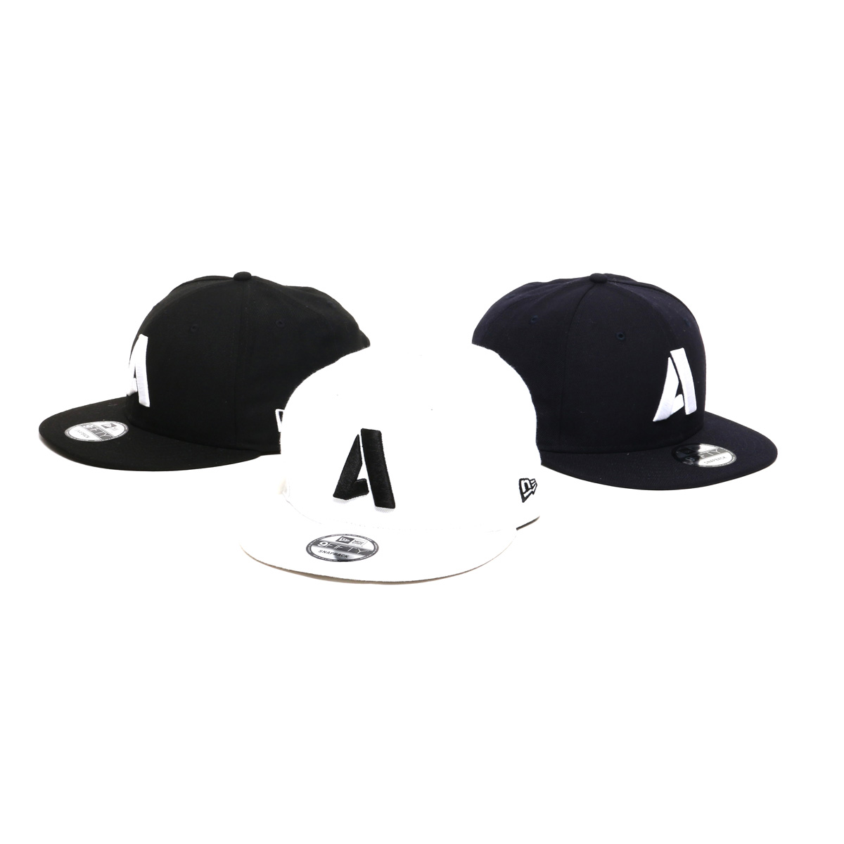NEW ERA x ATMOS LAB 9FIFTY SNAP BACK -A-