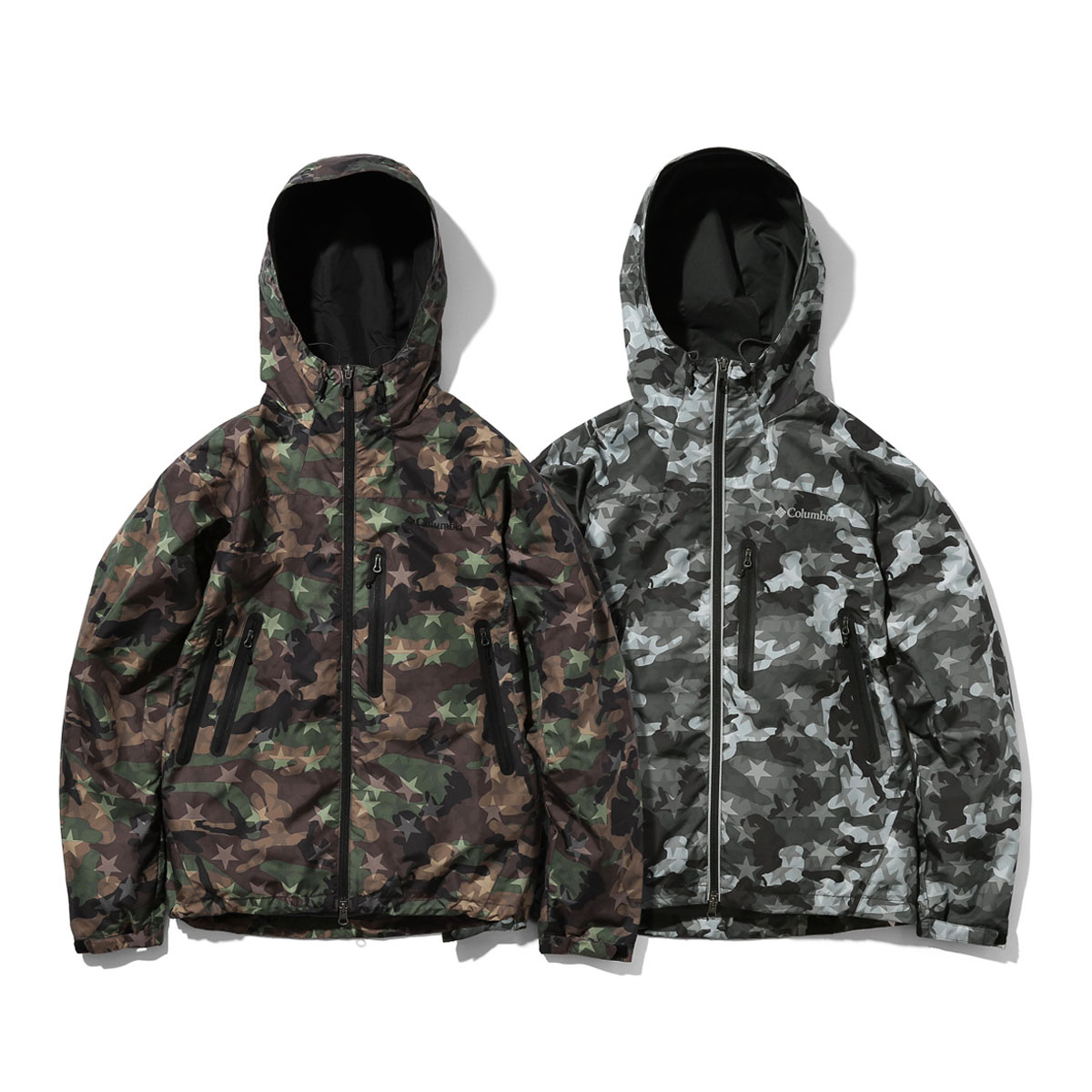 Columbia x ATMOS LAB DECRUZ SUMMIT JACKET