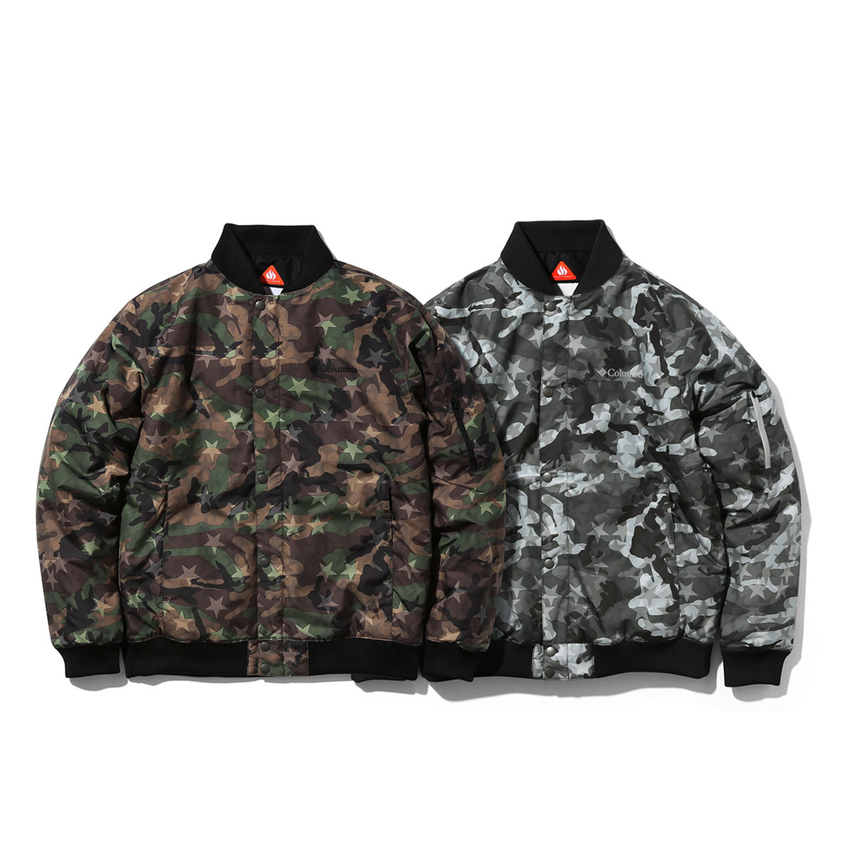 Columbia x ATMOS LAB PILOT SWEEP JACKET