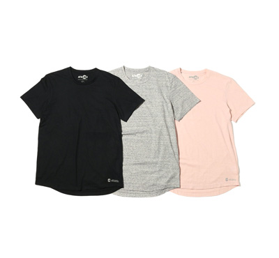 COOLMAX(R) CREW-NECK SHORT SLEEVE