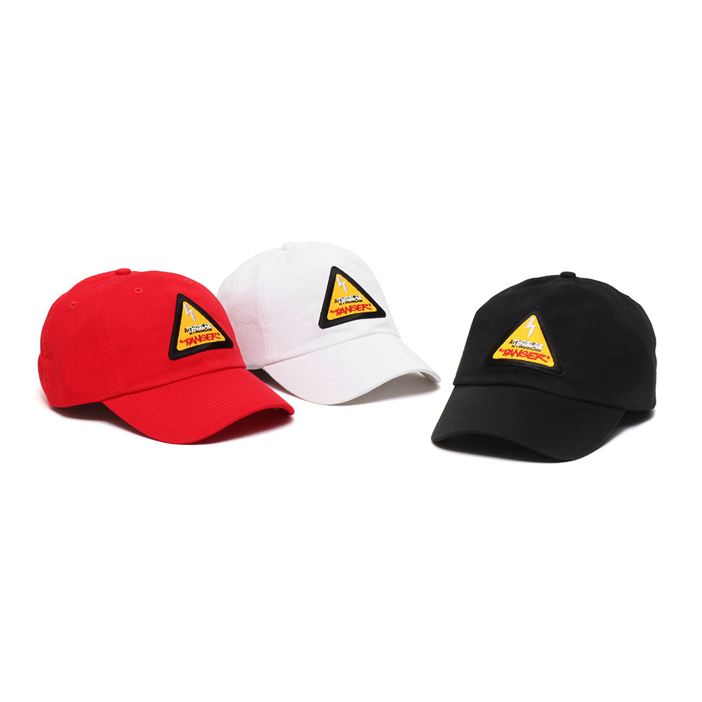 ATMOS LAB DANGER LOGO 6 PANEL CAP