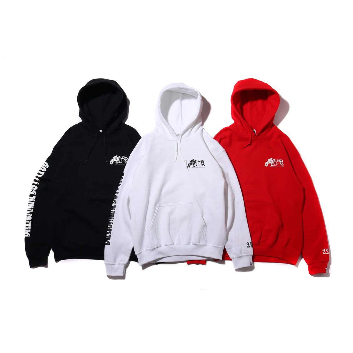 Coca-Cola by Billionaire Boys Club x ATMOS LAB BP COLA HOODIE