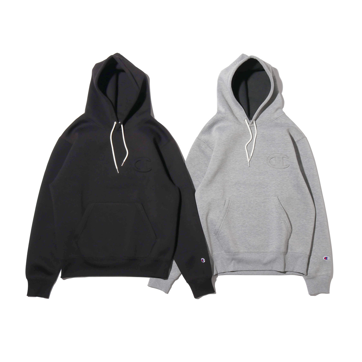 Champion × ATMOS LAB WRAP-AIR P/O HOODED SWEAT