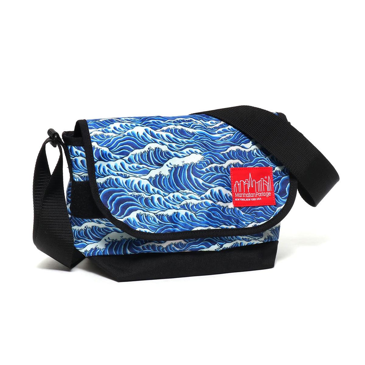 Manhattan Portage x T.T.T. x ATMOS LAB Messenger Bag