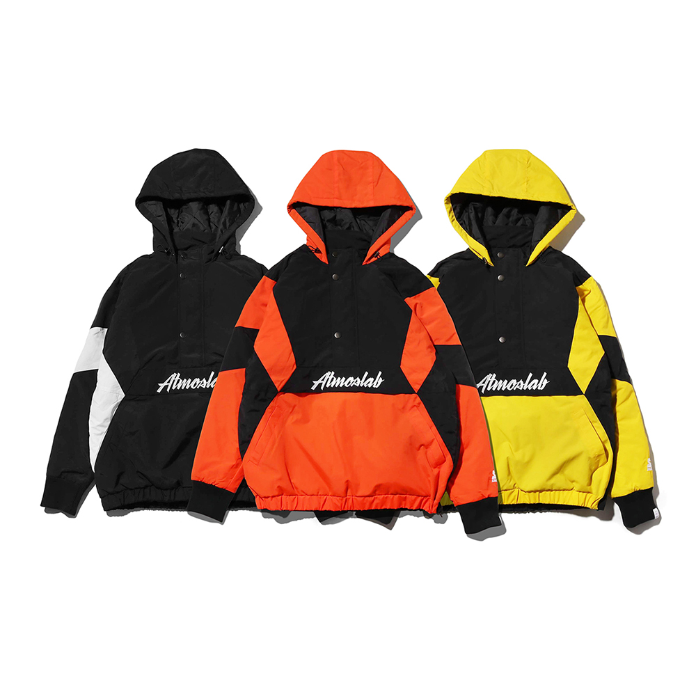 STARTER BLACK LABEL x ATMOS LAB HOCKEY ANORAK JACKET