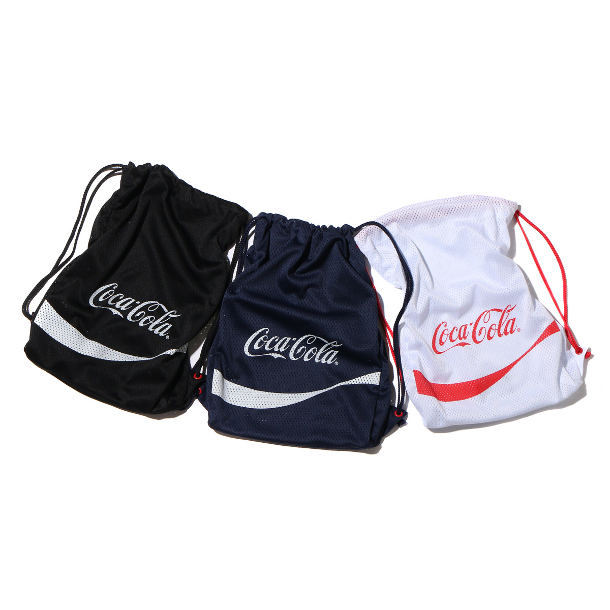 COCA-COLA by ATMOS LAB GYM SACK