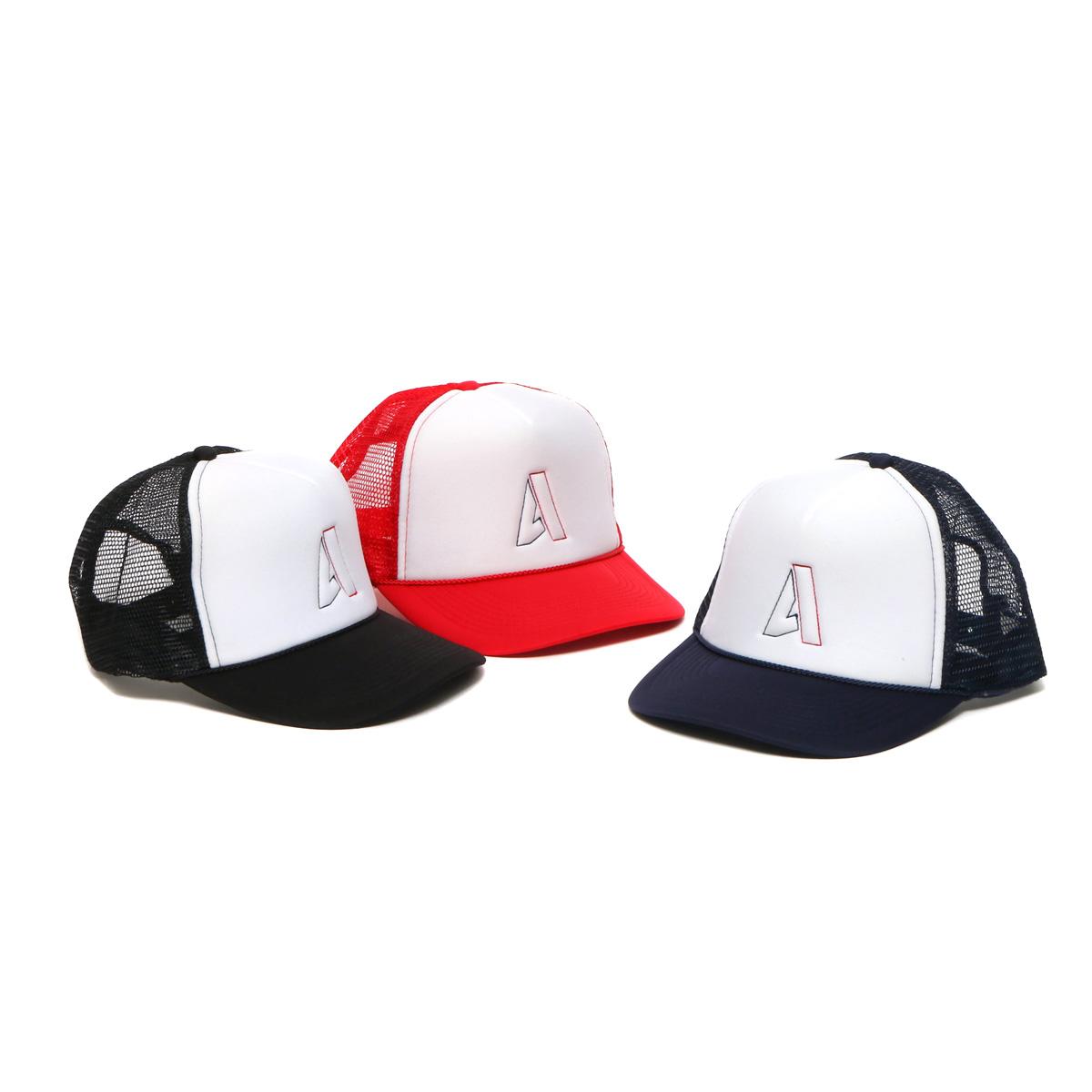 A LOGO MESH CAP