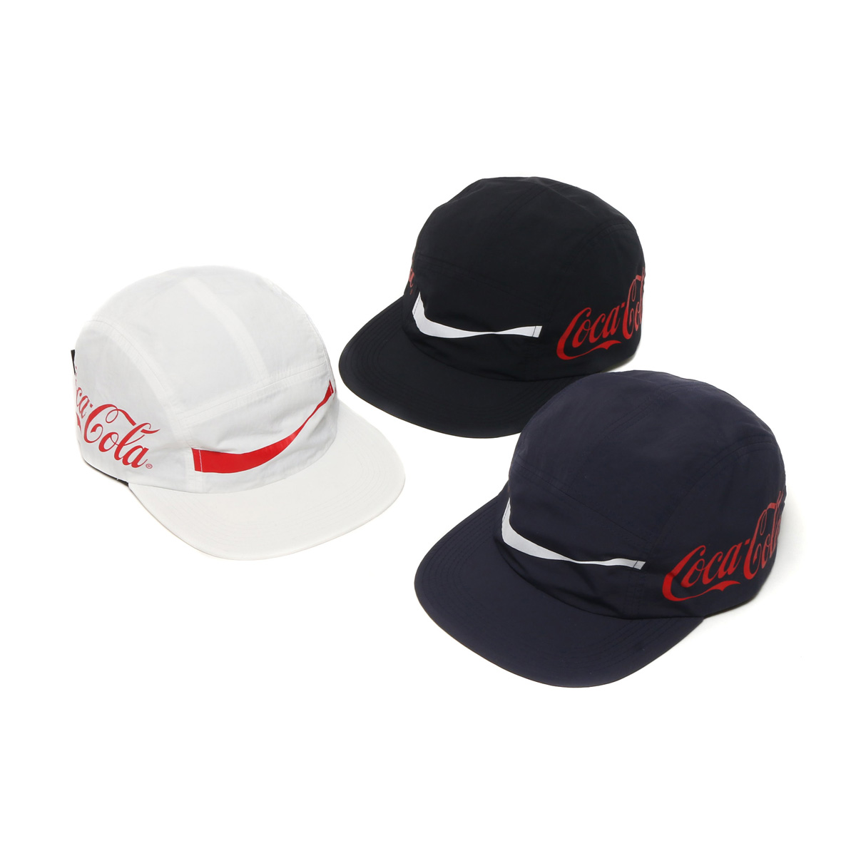 COCA-COLA by ATMOS LAB 5 PANEL CAP