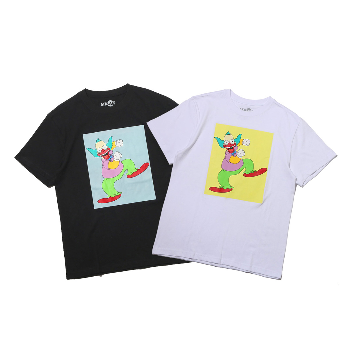 THE SIMPSONS x ATMOS LAB KRUSTY TEE