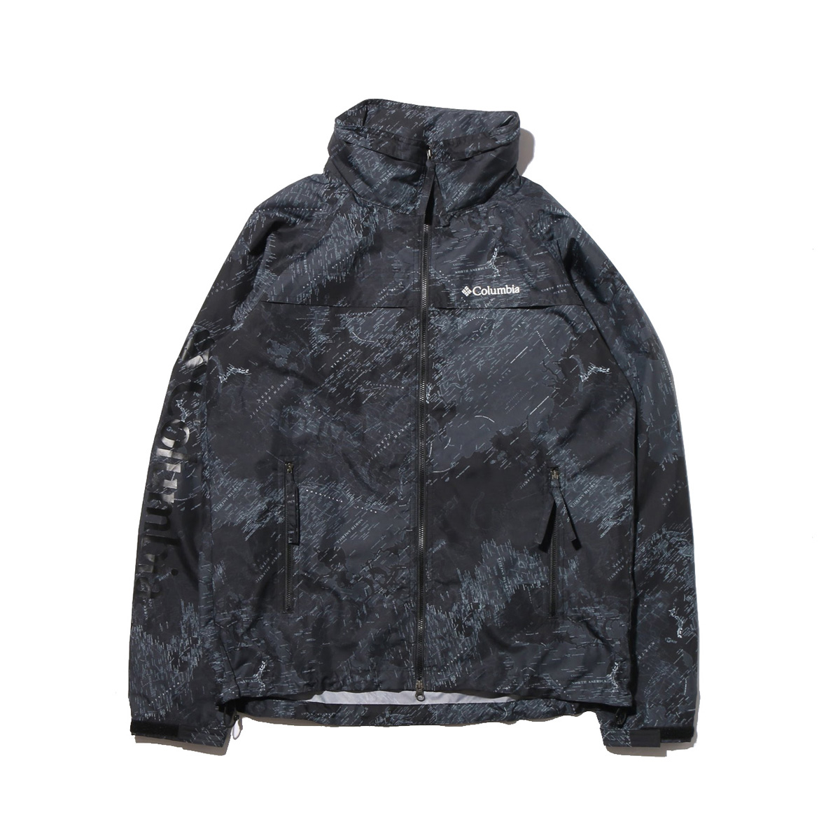 Columbia × ATMOS LAB Sawtooth Jacket
