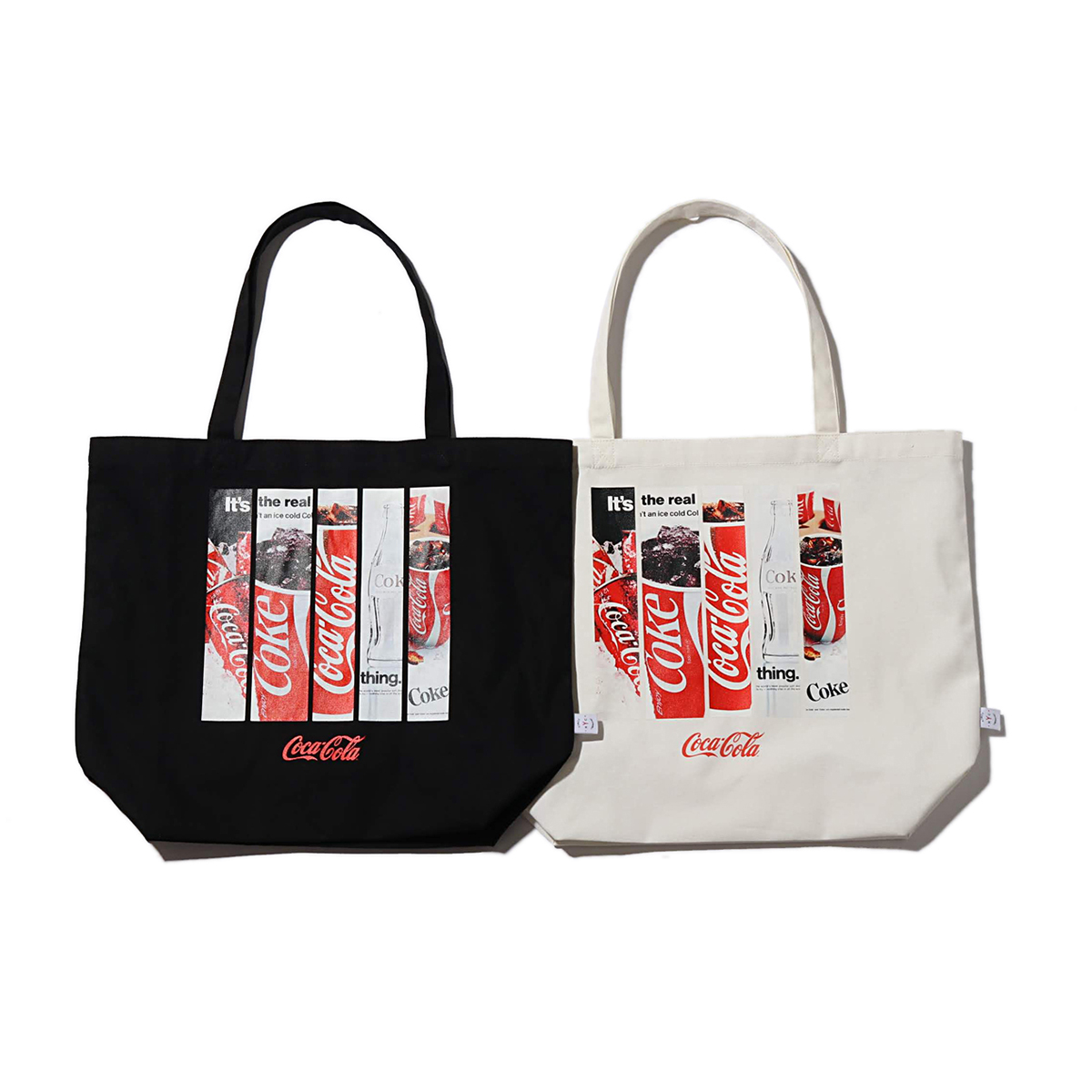 COCA-COLA by ATMOS LAB TOTE BAG
