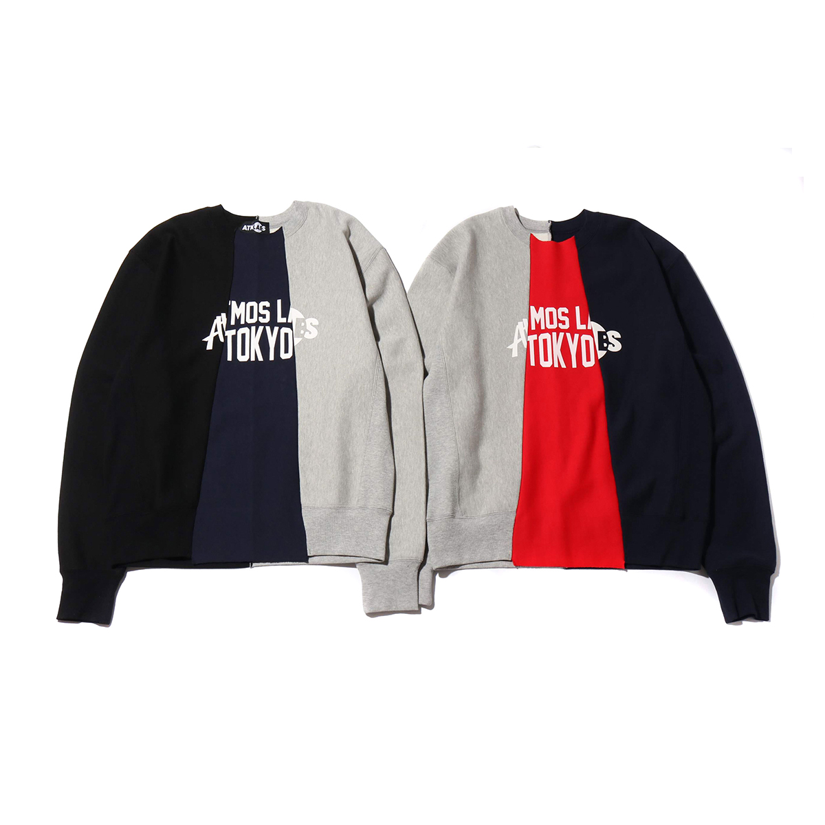 ATMOS LAB SWITCH SWEAT