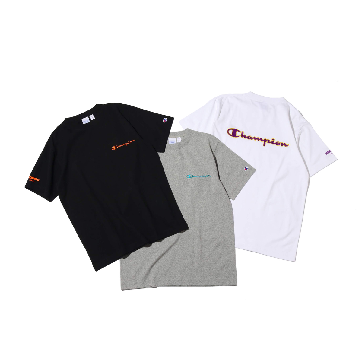 Champion x ATMOS LAB T-SHIRTS