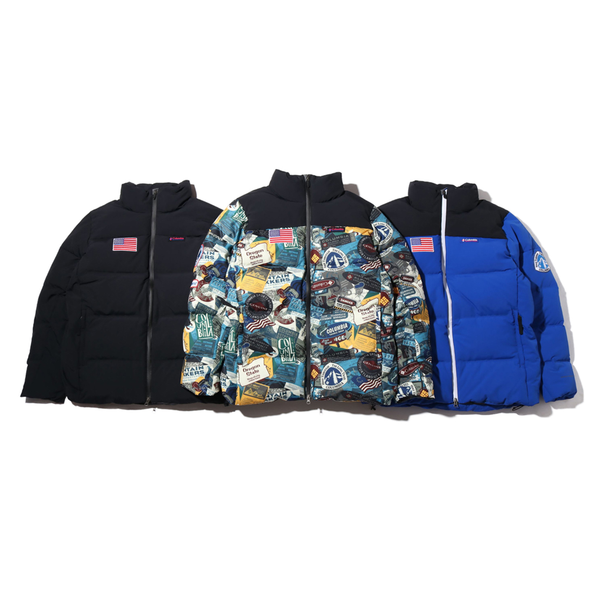 Columbia x atmos lab KingstonCanal™TextJacket