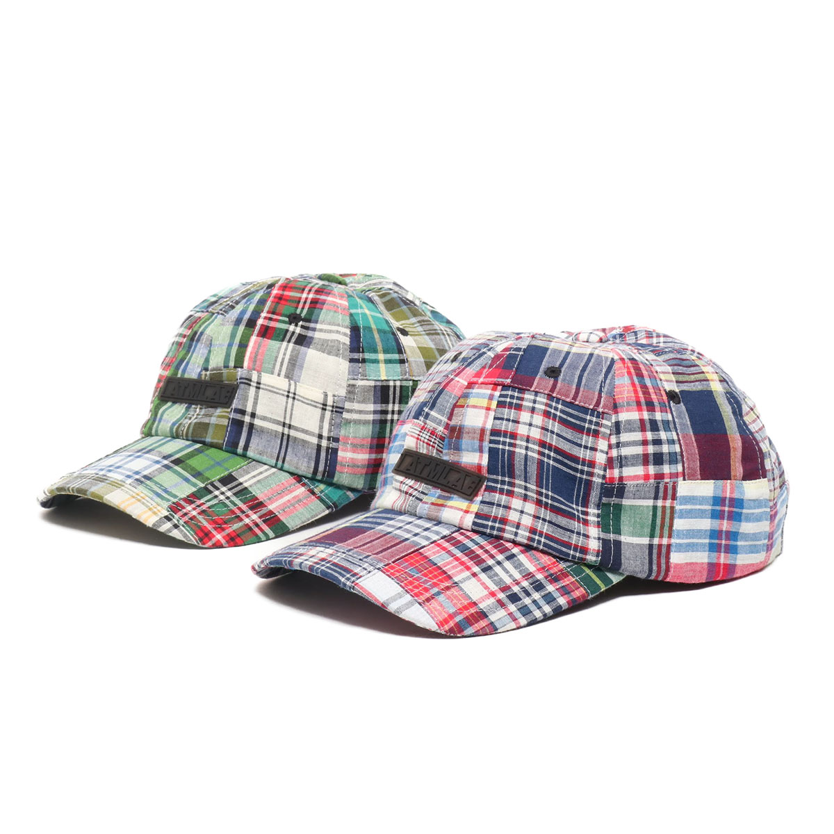 ATMOS LAB PATCHWORK 6 PANEL CAP