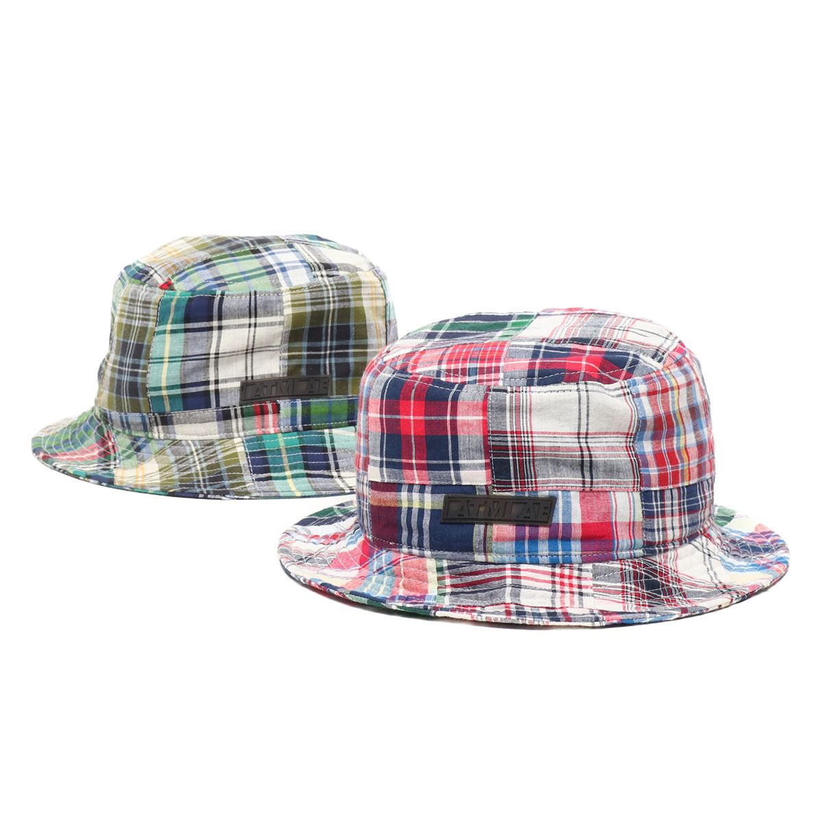 ATMOS LAB PATCHWORK BUCKET HAT