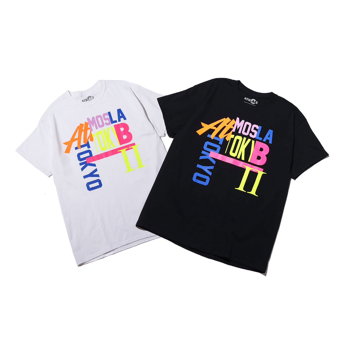 ATMOS LAB MIX LOGO TEE