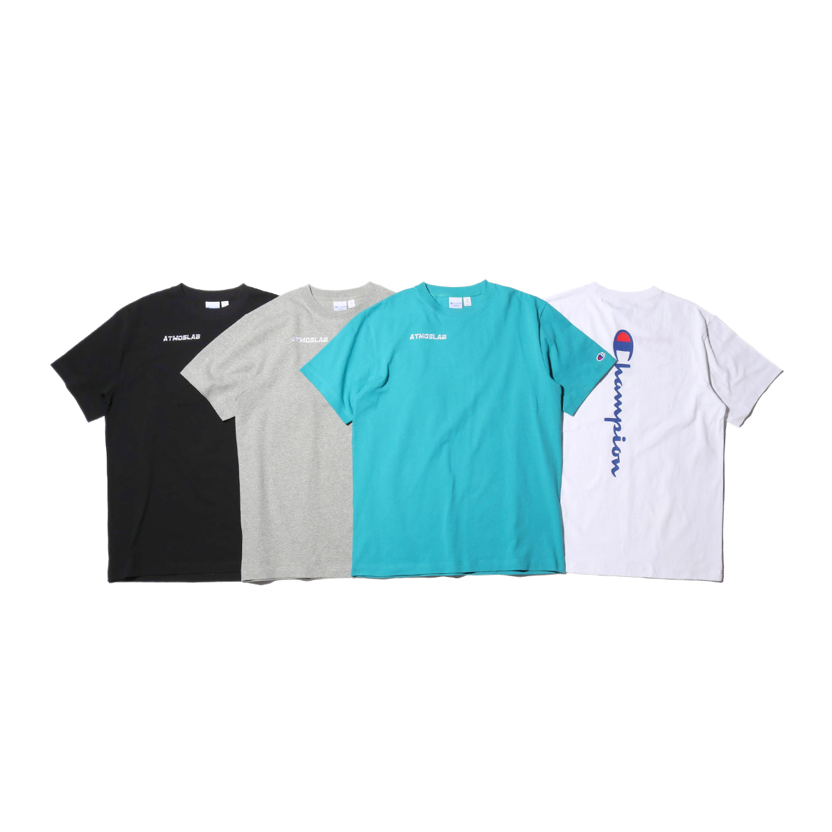 Champion × ATMOS LAB T-SHIRT