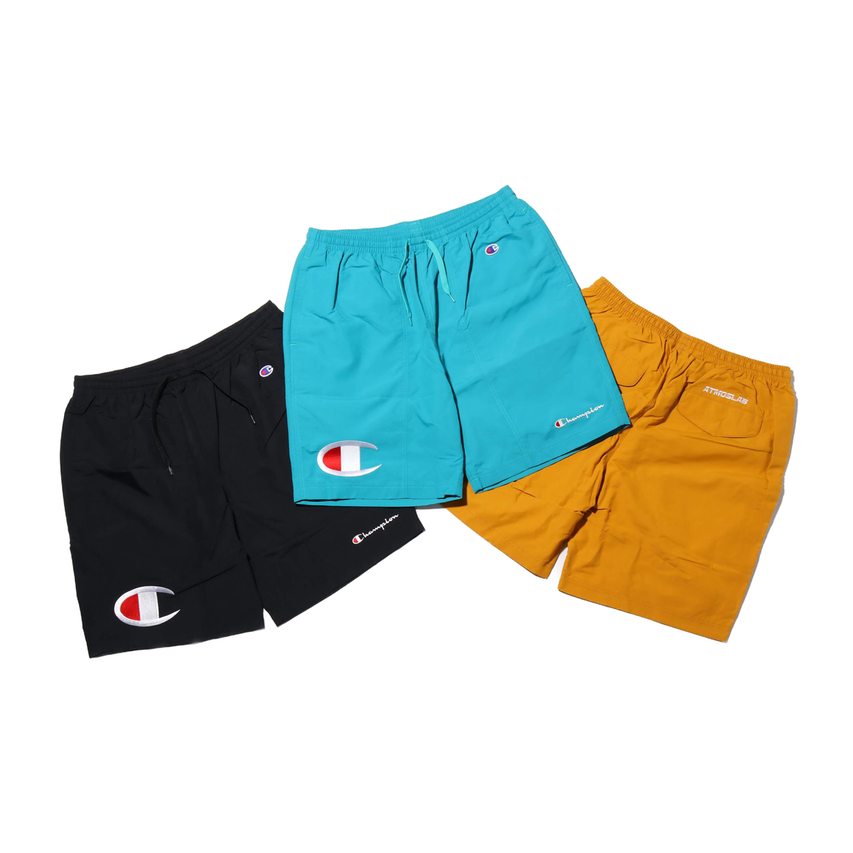 Champion × ATMOS LAB SHORT PANT