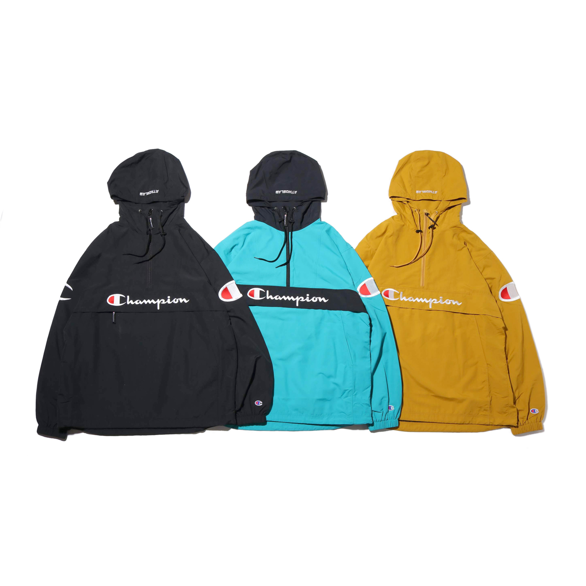 Champion × ATMOS LAB ANORAK
