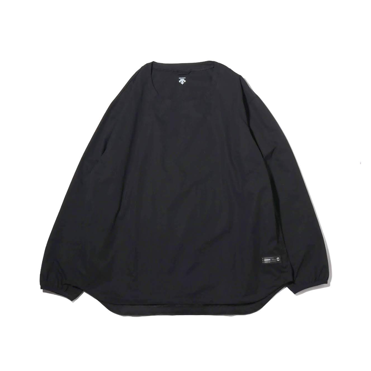 DESCENTE ddd X ATMOS LAB L/S PULLOVER SHIRT