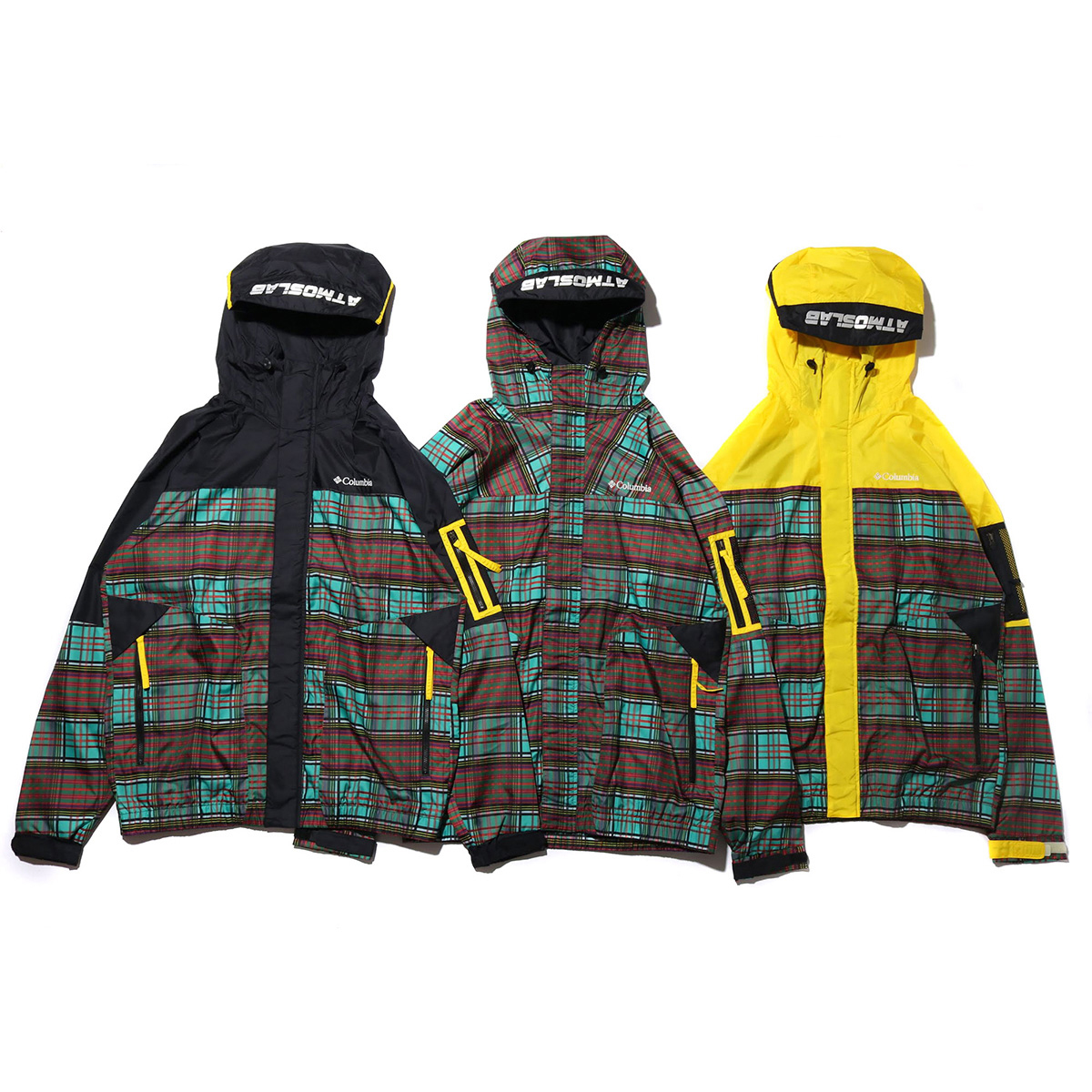 Columbia x ATMOS LAB PAVLOF ROAD TXT JACKET