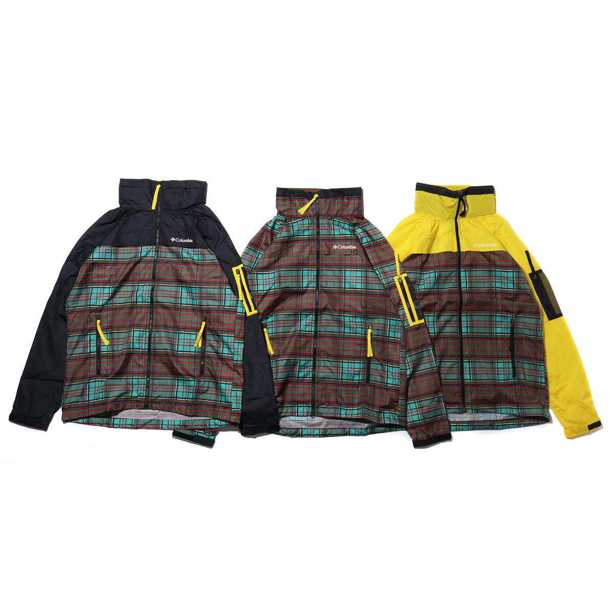 Columbia x ATMOS LAB SAWTOOTH TXT JACKET